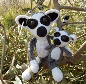 Amigurumi Lemur Patterns