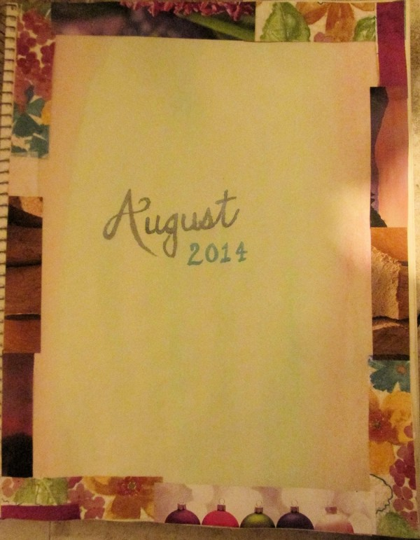 Art Journal_August 2014 Cover_Border and Text