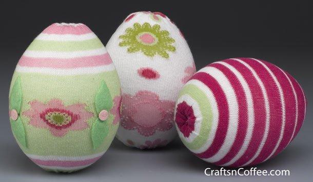 Best Dressed Easter Eggs