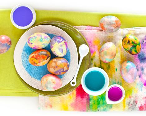 ChapStick Eggs