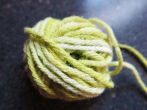 Dye Acrylic Yarn