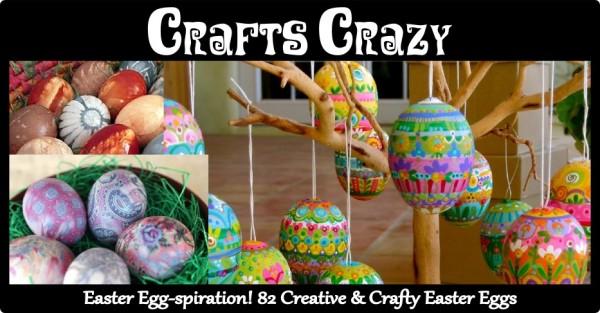 Easter Egg-spiration