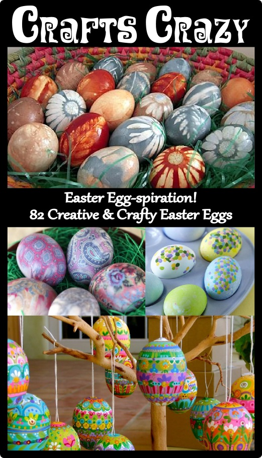 Easter Egg-spiration