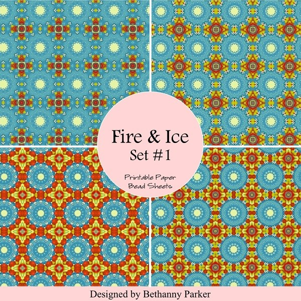 Fire & Ice Bead Sheets Featured Image