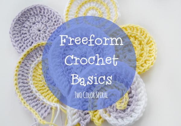 Free Form Crochet 2