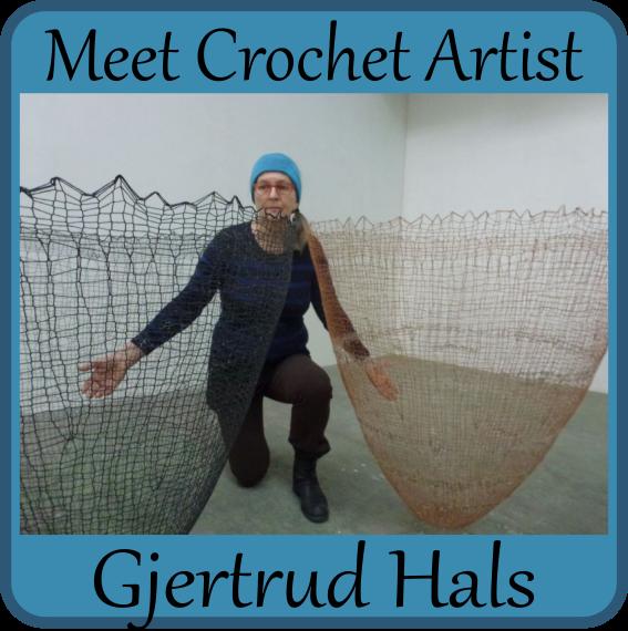 Meet Crochet Artist Gjertrud Hals