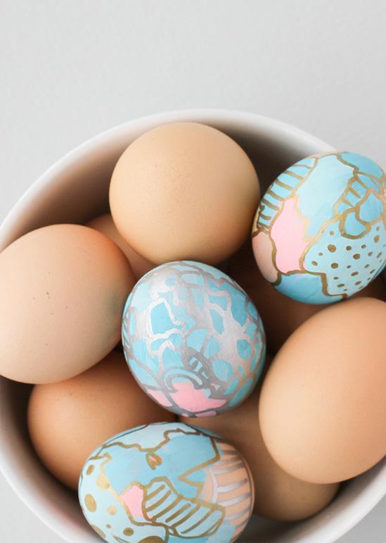 Graffiti Eggs