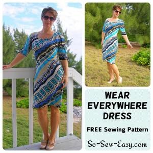 Wear Everywhere Dress