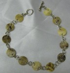 By the Seashore Bracelet, Earrings & Anklet