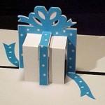 Kirigami Gift Pattern